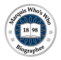 marquis who's who seal biographee listee member